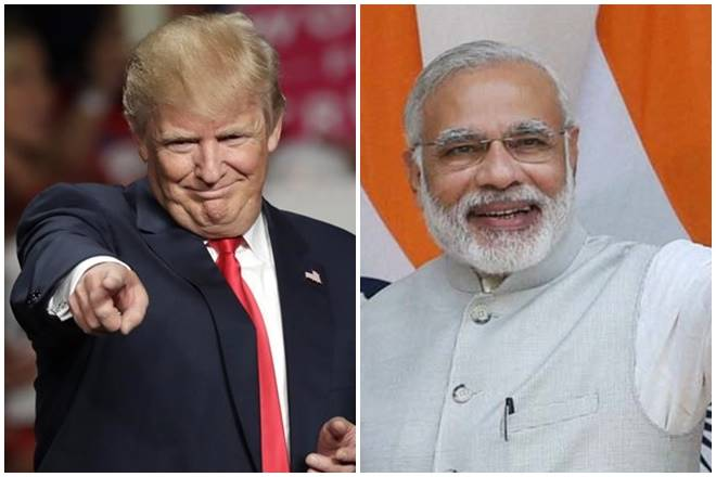 Trump hails India at APEC, says Modi very successful in bringing Indians together