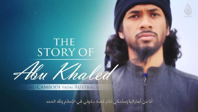 australianisisrecruiterneilprakash'survived'airstrikewas'wounded'andhassincebeen'arrested'
