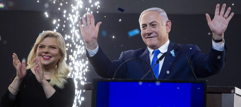 Netanyahu makes history as Israel
