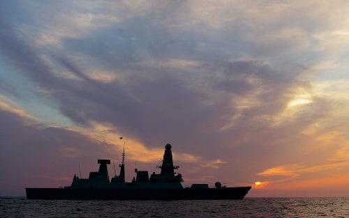 Royal Navy warship seizes record £150m of drugs on Arabian Sea