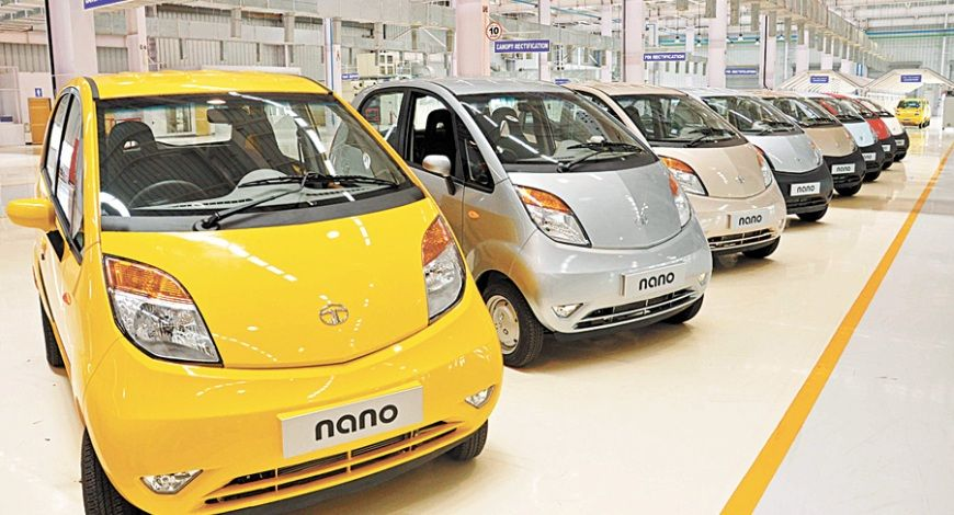 World's cheapest car nears end of the road in India