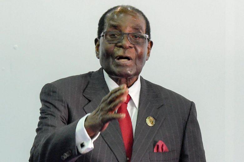 Former president of Zimbabwe Robert Mugabe died