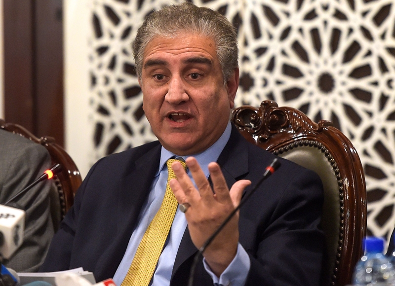 Pakistan willing to consider returning IAF pilot if it leads to de-escalation: Qureshi