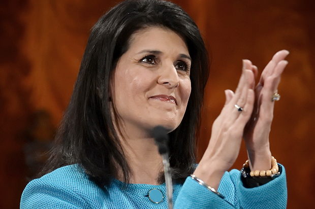 Nikki Haley under consideration to lead US State Department: Reports