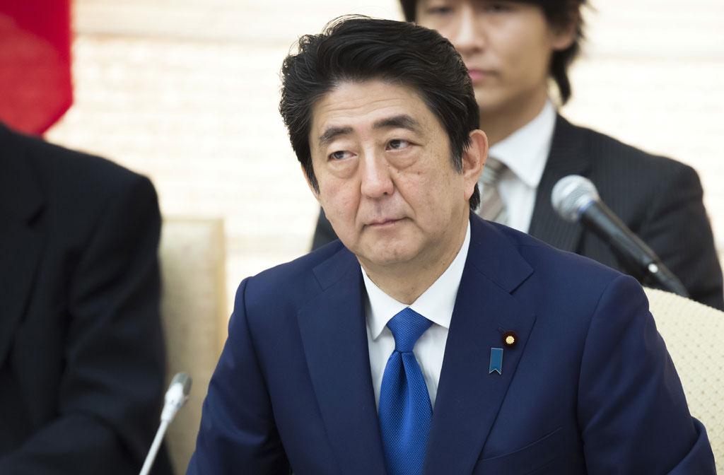Japan willing to talk to North Korea: Shinzo Abe