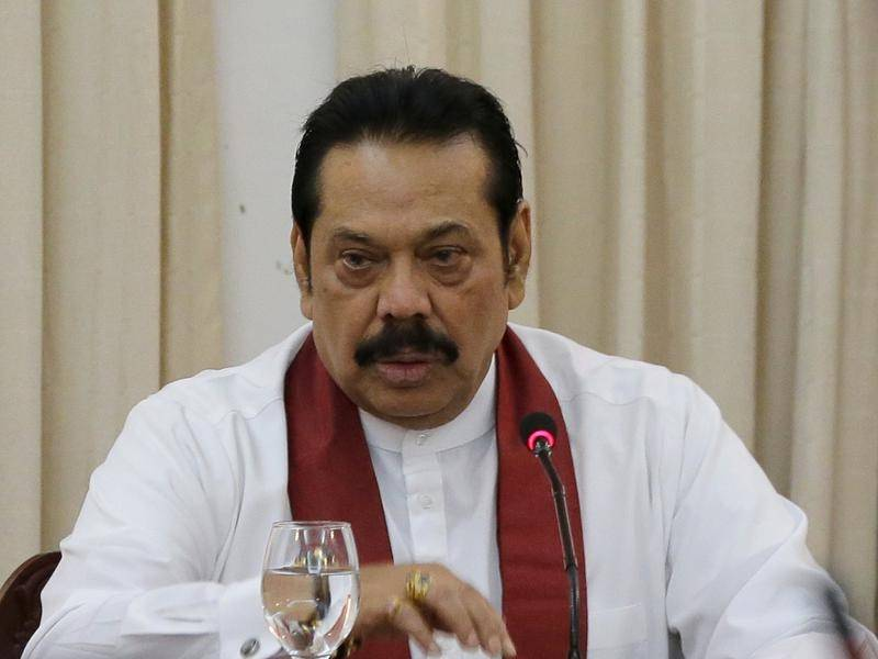 Sri Lankan PM Rajapaksa to resign today