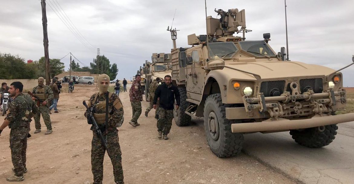 Turkey says US team coming to discuss Syria troops withdrawal
