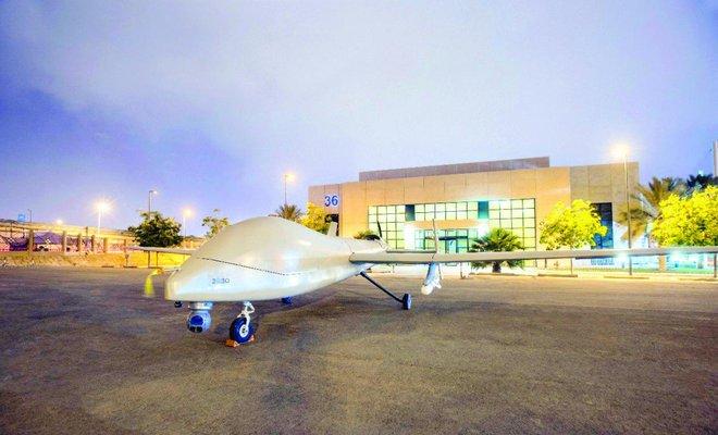 King Abdulaziz City for Science and Technology unveils strategic drone program Saqr 1