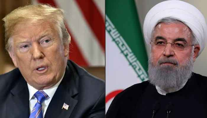 Trump says Iranian leadership