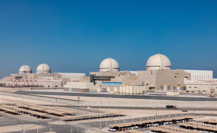 UAE becomes first country in Arab World to produce nuclear energy