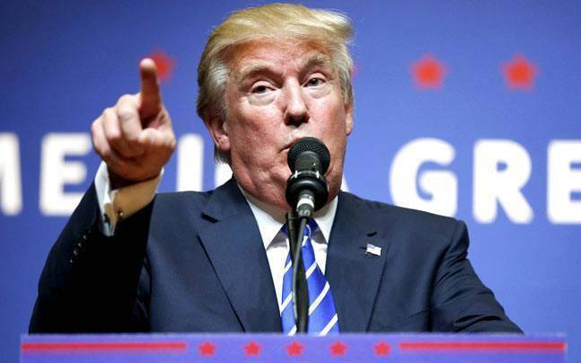 I use H-1B visas, it should end: Donald Trump