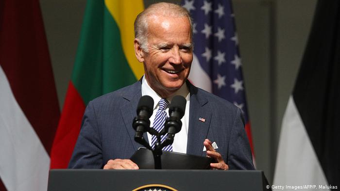 Former US Vice President Joe Biden launches 2020 presidential campaign