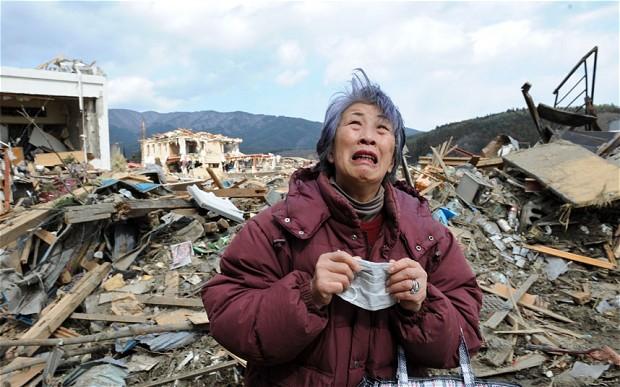 11 people killed in earthquake  in Japan