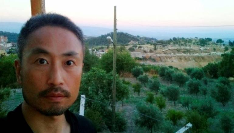 Japanese journalist Jumpei Yasuda captured in Syria