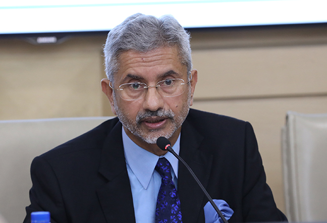Deeply shocked by shooting incident in US: EAM S Jaishankar