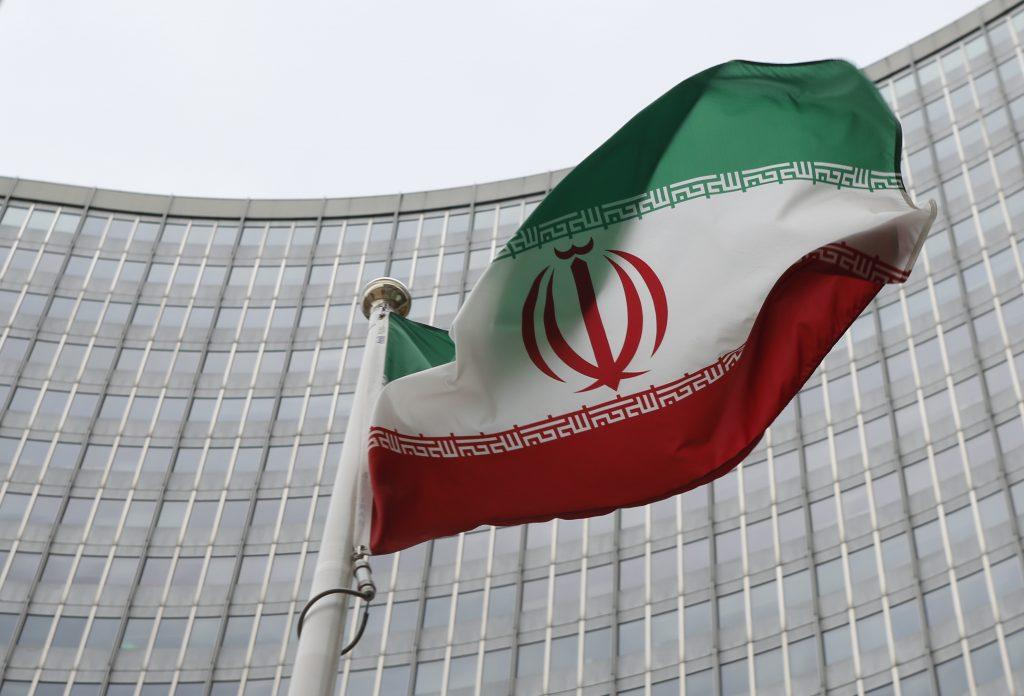 Iran says it holds US Navy veteran as prisoner