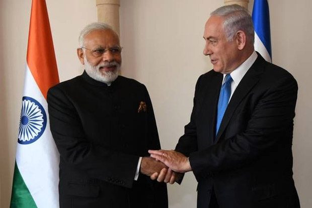 India, Israel ink 7 pacts in key sectors during Modi