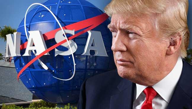 US President Donald Trump tells NASA to send Americans to Moon