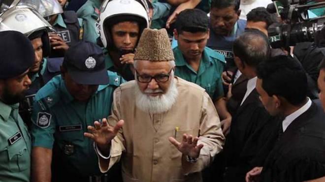 Bangladesh hangs Jamaat-e-Islami chief Nizami for war crimes