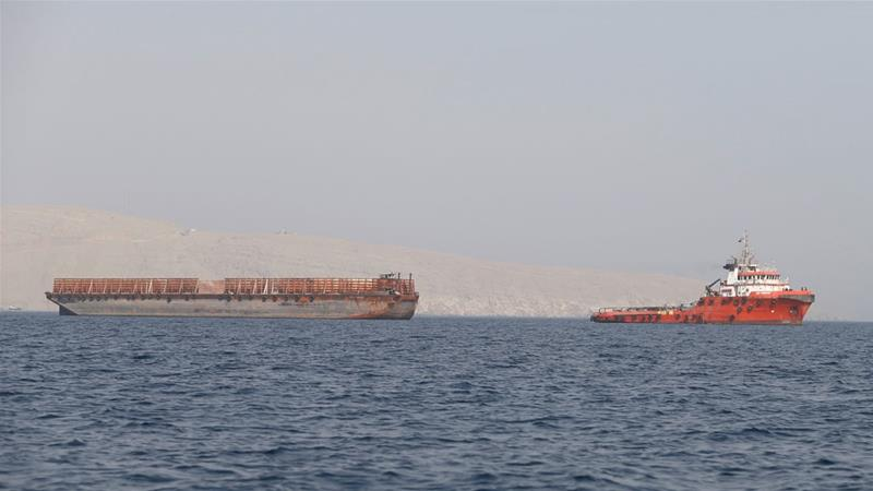 Four ships subjected to sabotage off east coast: UAE