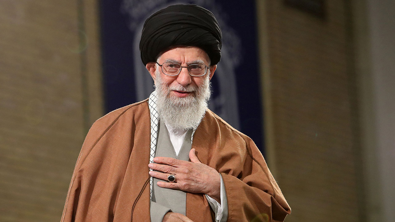 Iran supreme leader Khamenei says US oil sanctions won