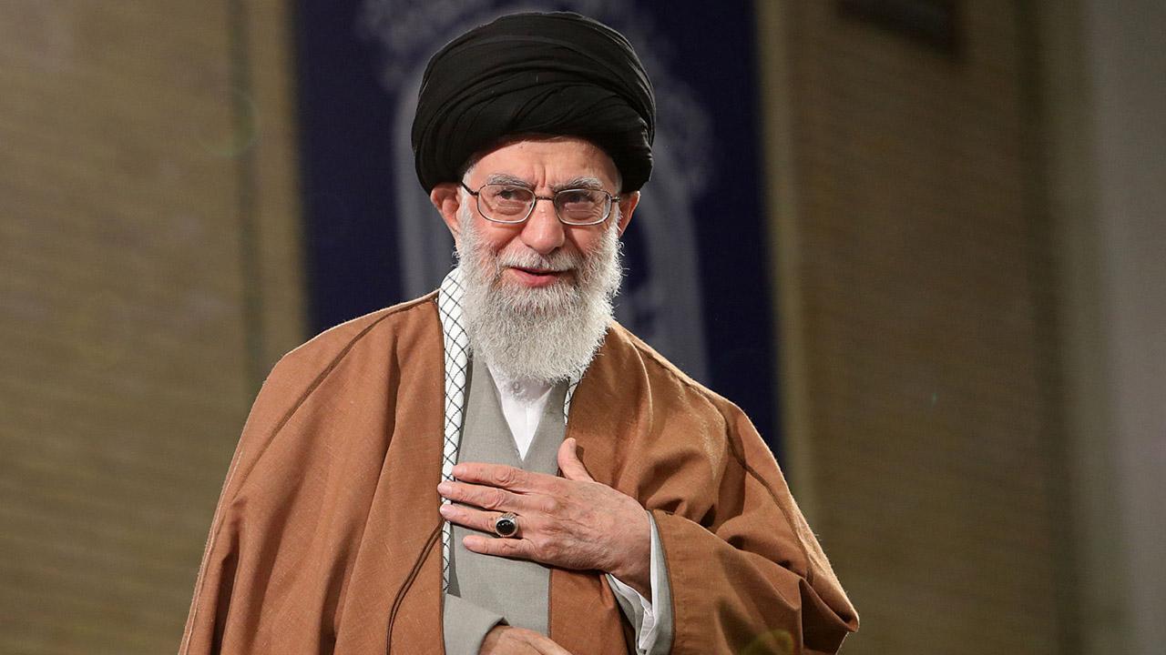 Iran supreme leader Khamenei says US oil sanctions won
