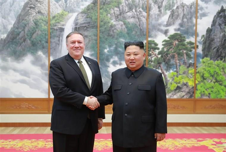 North Korea demands Mike Pompeo