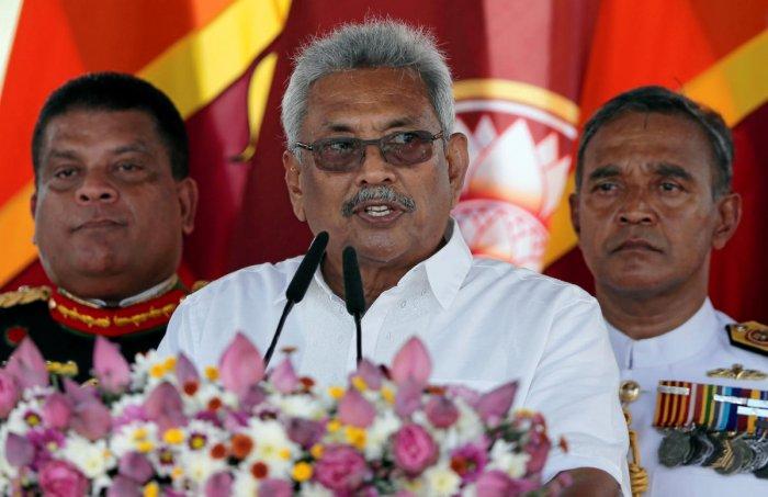 srilankawillbefriendlywithallnations:gotabaya