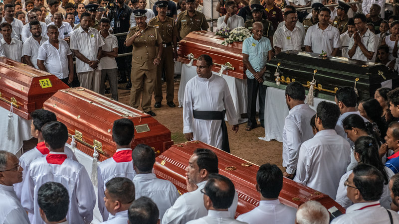 At least 176 kids lost their parents in Sri Lanka Easter attacks: Cardinal Ranjith