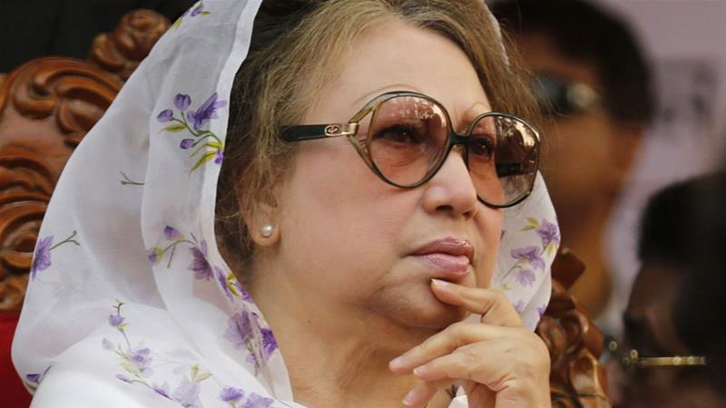 Bangladesh govt to release Former Prime Minister Khaleda Zia for Six months