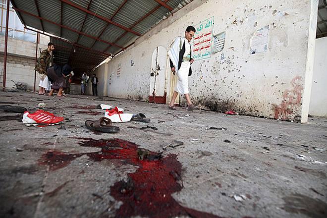 Al qaeda suicide bombing : Al-Qaeda attack leaves six UAE soldiers dead