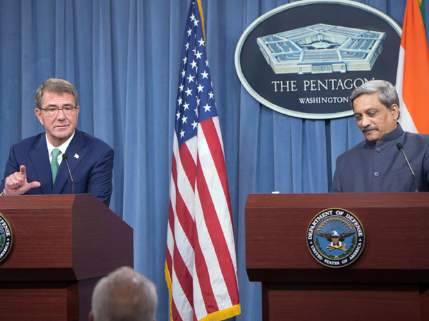 Logistics pact will make military operations more efficient: Pentagon