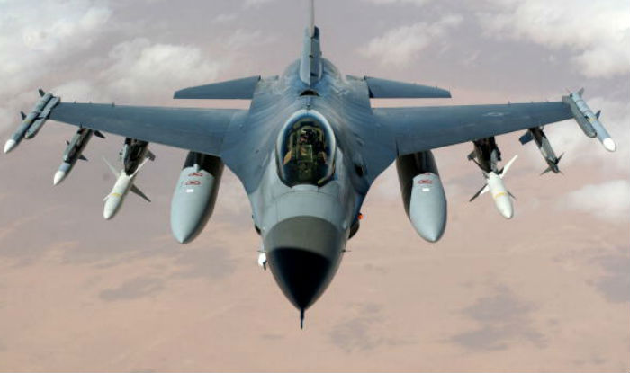 Pak to use F-16 jets against India: US lawmakers