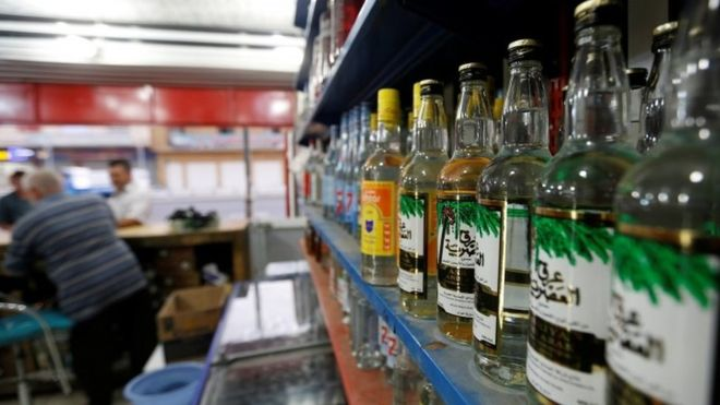 Iraq alcohol: Parliament imposes ban in a surprise move