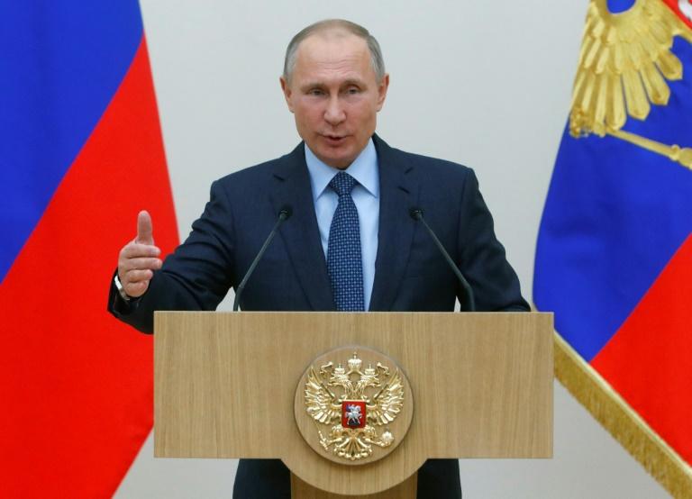 Putin calls for Israeli-Palestinian peace talks to resume