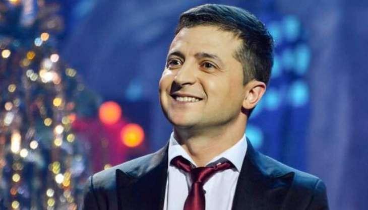Prez Volodymyr Zelenskyy