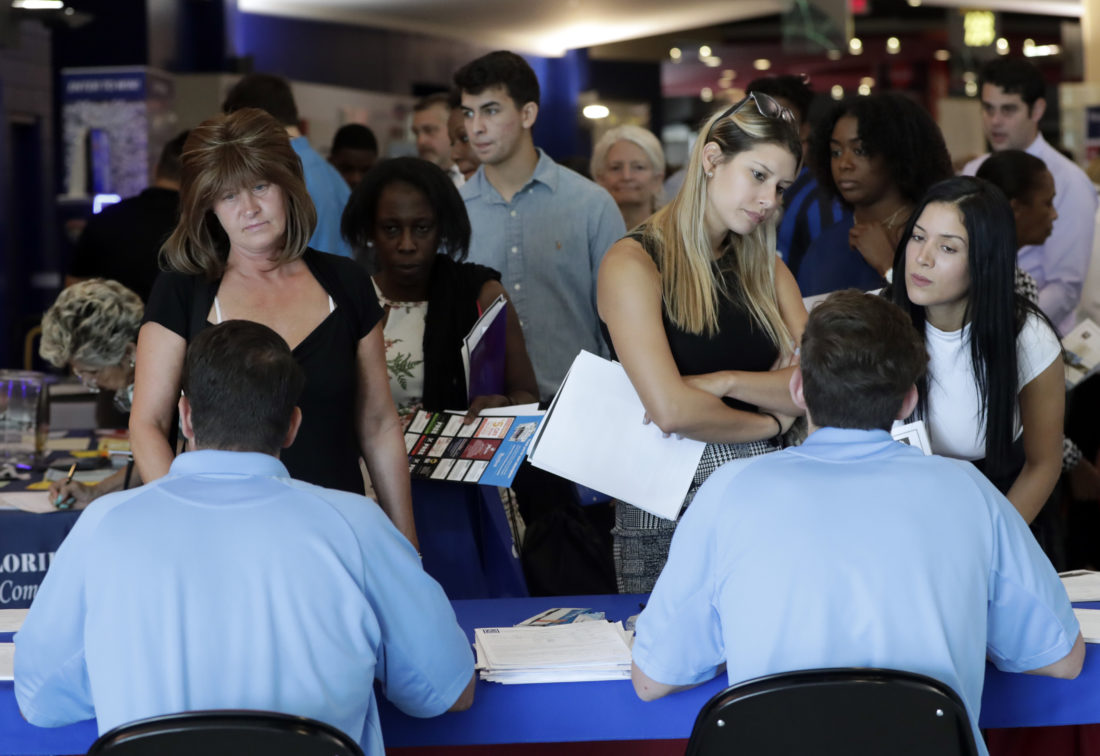 Unemployment hits new low of 3.7 percent in America since 1969
