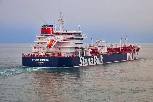 Iran says its seizure of British ship a
