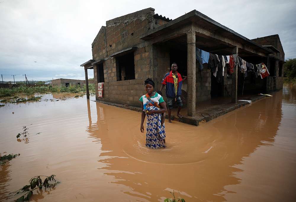 At least 38 killed due to heavy rain in Mozambique