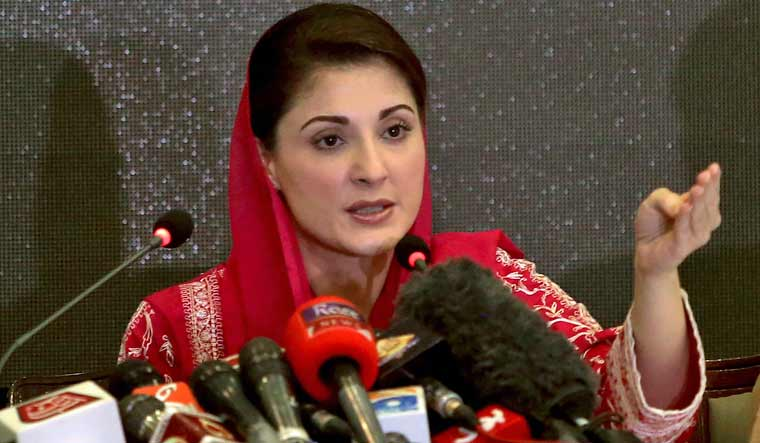Maryam Nawaz demands PM Imran Khan
