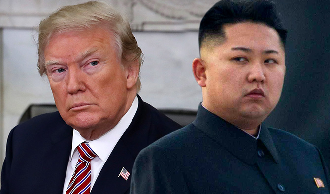 Trump sends letter to North Korea