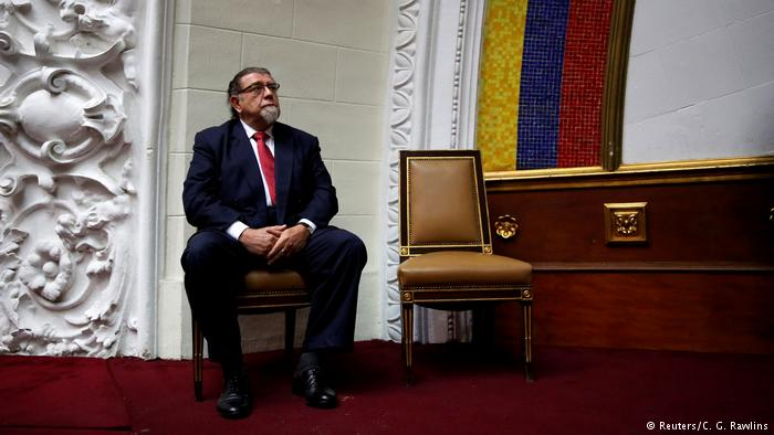 Brazil orders top diplomat at Venezuela embassy to leave country