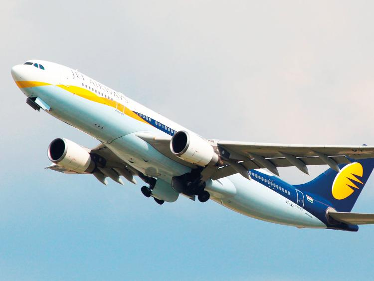 Jet Airways to stop flights to south India from February