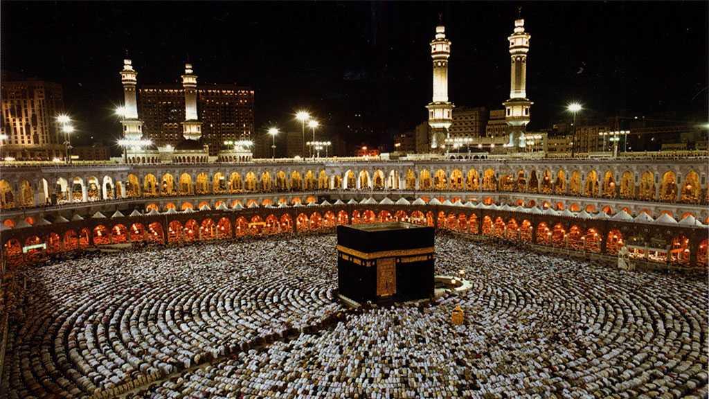 1.8 million pilgrims arrive for Hajj