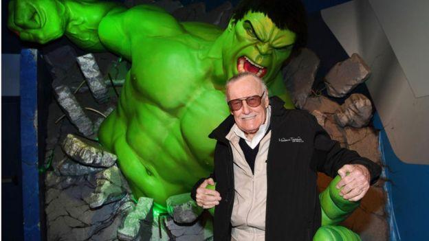 Stan Lee: Marvel Comics legend dies aged 95