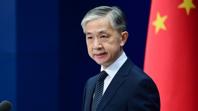 China says no compromise or trade-offs over Taiwan after Biden