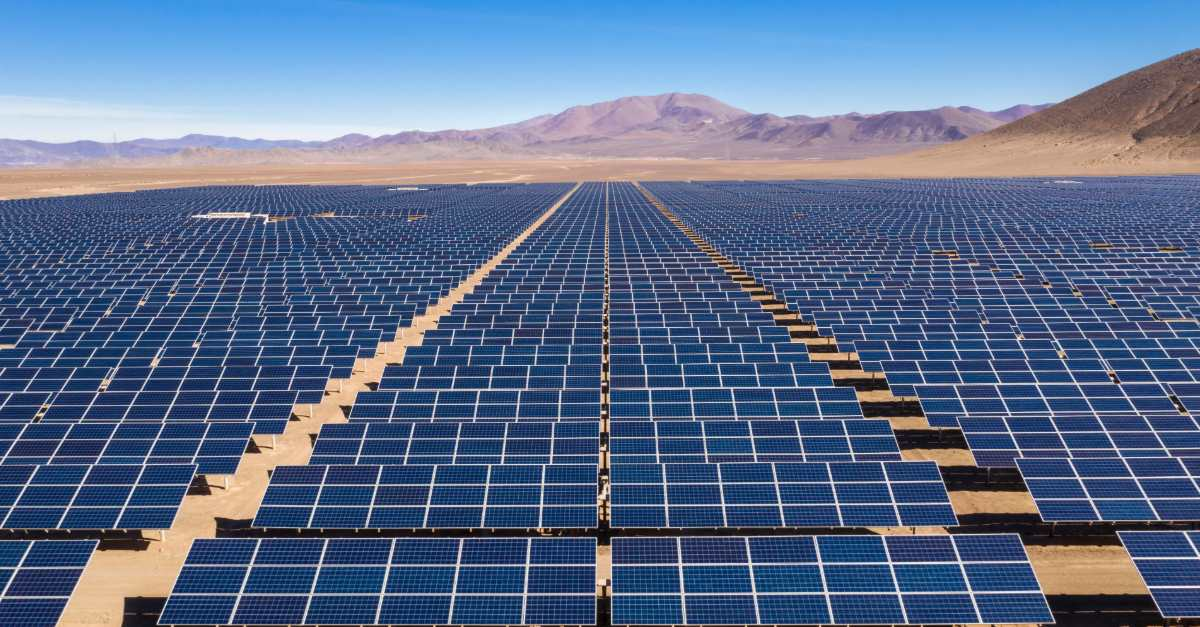 US approves major solar energy project in California desert