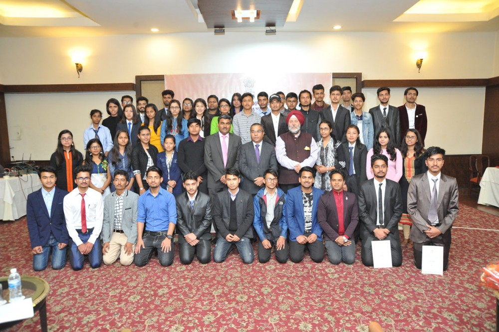 India awards 200 Golden Jubilee Scholarships to Nepali students