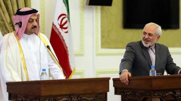 Qatar restores diplomatic ties to Iran