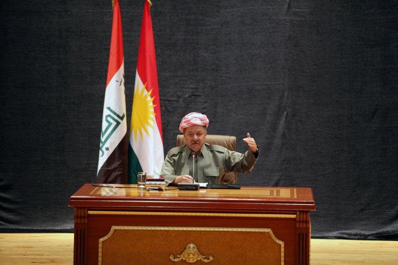 UN urges Iraq, Kurds to hold talks